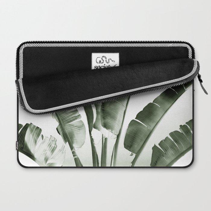 Traveler palm Laptop Sleeve