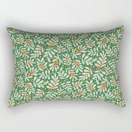 Christmas Berries Rectangular Pillow
