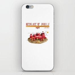 Necklace of Skulls - The deadlands iPhone Skin