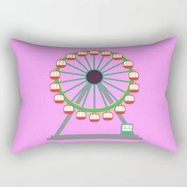 Big Wheel Rectangular Pillow