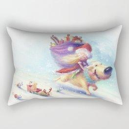 Christmas Companion Rectangular Pillow