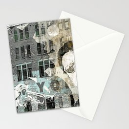 MONK, MILES, & MINGUS II Stationery Cards