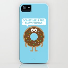 It's Not All Rainbow Sprinkles... iPhone Case