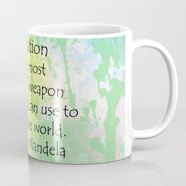 Powerful Weapon Coffee Mug
