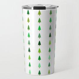 99 trees, none of them a problem Travel Mug