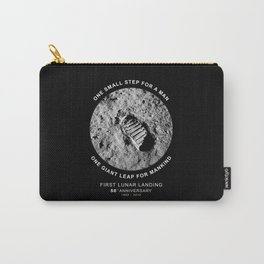 Apollo 11-50th Anniversary 1969-2019,Lunar Landing,Moon.Space Carry-All Pouch