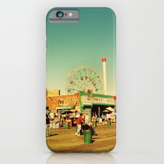 Coney Island luna park, New York iPhone 6s Slim Case