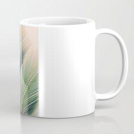 Sunny Palm Tree Coffee Mug