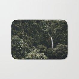 waterfall ii / costa rica Bath Mat