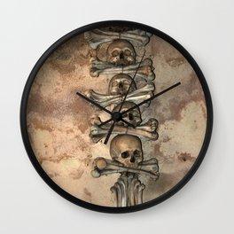 Sedlec XI Wall Clock