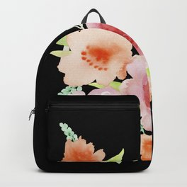 Spanish flowers Backpack