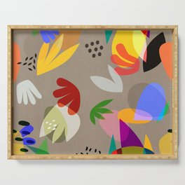 MATISSE CUTOUTS Serving Tray