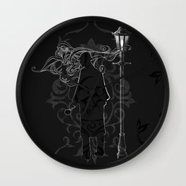 THE CONSULTING DETECTIVE Wall Clock