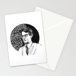 Atticus Finch Stationery Cards