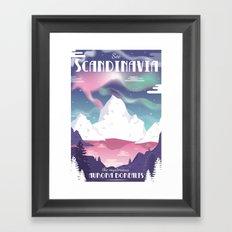 See Scandinavia Framed Art Print