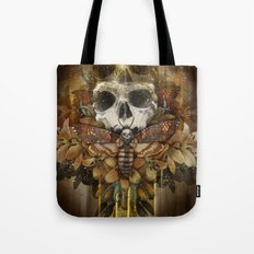 Silence of the Soul Tote Bag