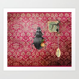 The Old Apartment Art Print