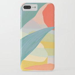 Shapes and Layers no.33 iPhone Case