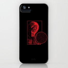 The Voice of God iPhone Case