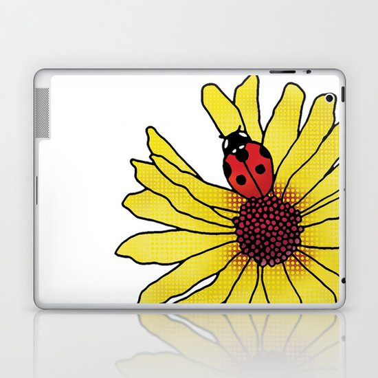 Little Lady Bug Laptop & iPad Skin