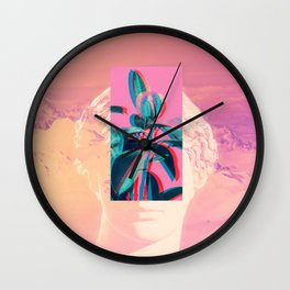 My freakness is overflowing Wall Clock