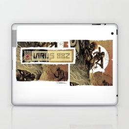VIRUS 88Z Laptop & iPad Skin