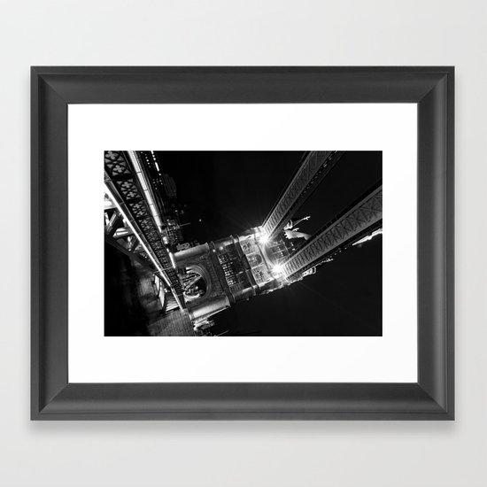 Tower Bridge London Framed Art Print