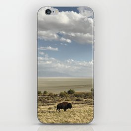 The Buffalo Bison iPhone Skin