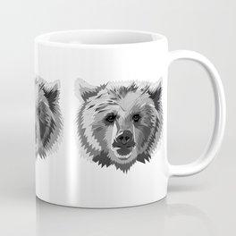 BEAR CUBISM Coffee Mug