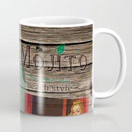 mojito beach style - cuba libre Coffee Mug