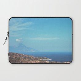 Beautiful Greece Laptop Sleeve