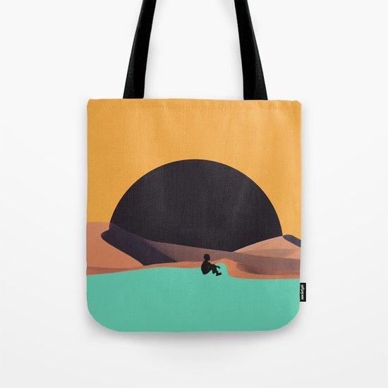 Pseudoscape Tote Bag