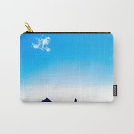 Glasshouse Mountains Carry-All Pouch