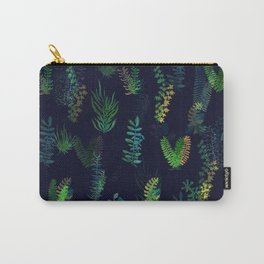 green garden at nigth power version Carry-All Pouch