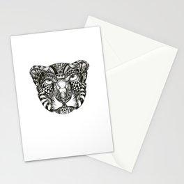 Snow Liger Stationery Cards
