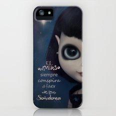Soñadores Slim Case iPhone (5, 5s)