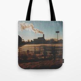 factory  Tote Bag