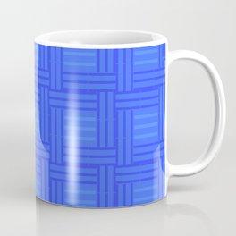 Elour Blue Tile Coffee Mug