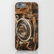Antique Old Photo Camera iPhone 6s Slim Case