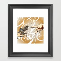 The Kreation  Framed Art Print