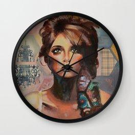 Fair Trade II Wall Clock