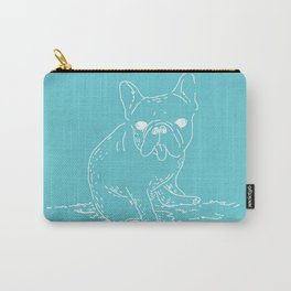 French Bulldog (mainichi) Carry-All Pouch