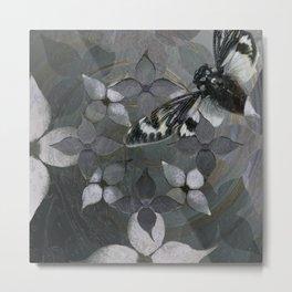 Abstract Dogwoods Metal Print