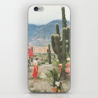 collage iPhone & iPod Skins featuring Decor by Sarah Eisenlohr