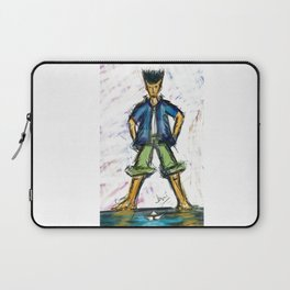 Paper Boater Laptop Sleeve