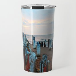 Sentinels at Sunset Travel Mug