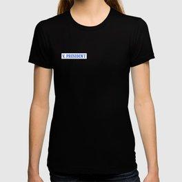SAMCRO Patch - Vice President T-shirt