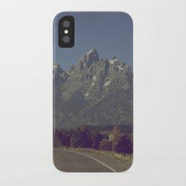 Speed Limit 55 iPhone Case