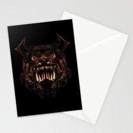Tribal Mask Stationery Cards