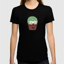 Hedgehogs disguised as cactuses T-shirt